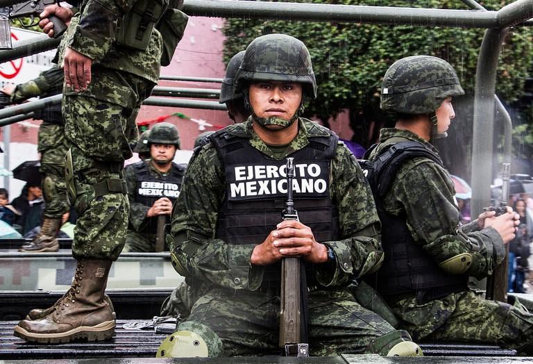 Fighting the drug war