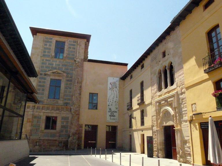 Palacio del Conde Luna, Leon, Spain   ©Nacho Traseira / Wikimedia Commons