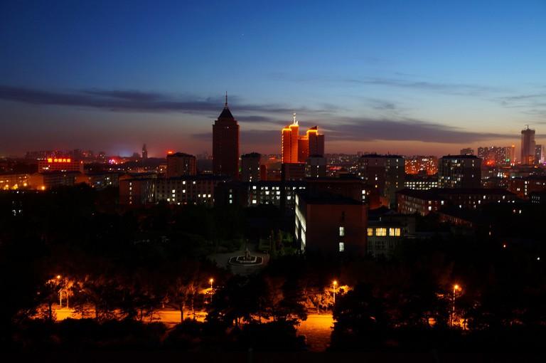 Changchun at Night