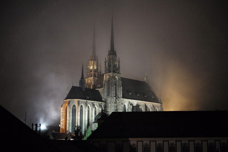 Cathedral of St. Peter and St. Paul, Brno