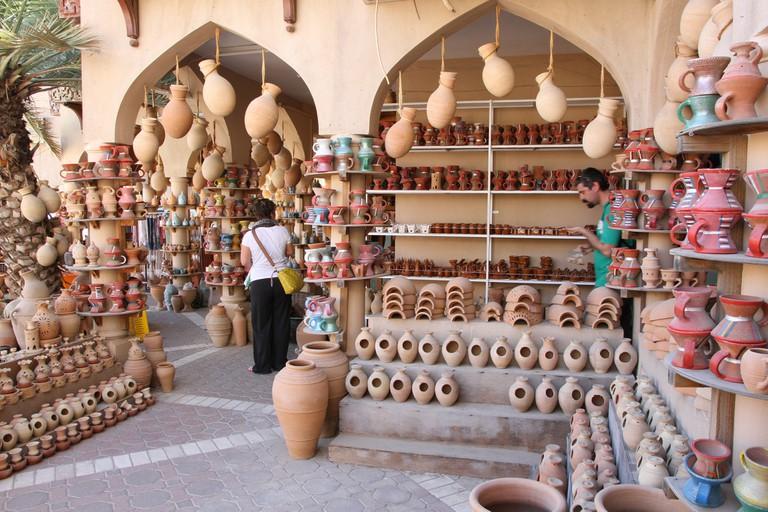 Oman Pottery By: Marco Zanferrari