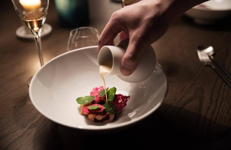 Restaurant Kontrast, Oslo