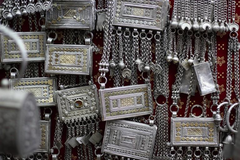 Omani Silver By: Riyadh Al Balushi