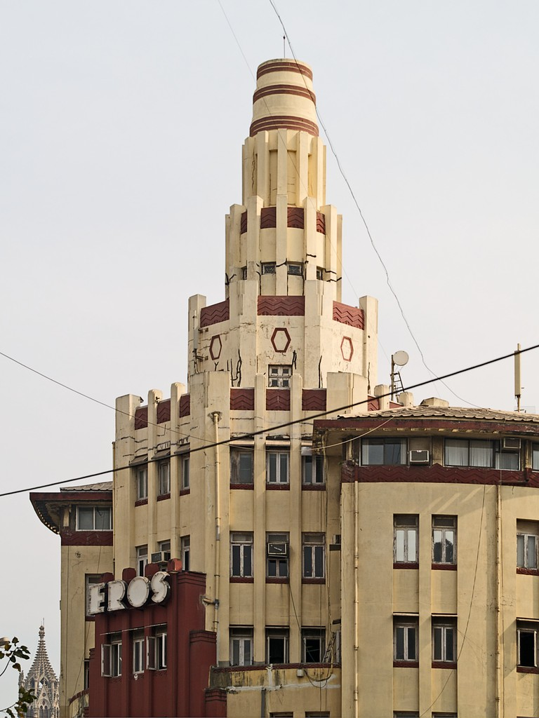 Eros Cinema has been standing tall since 1938