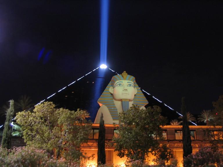 Luxor Sky Beam