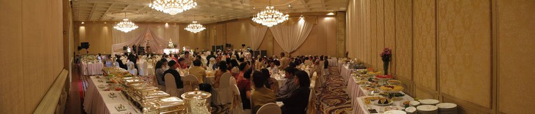 Bangkok can cater for weddings of any size and style
