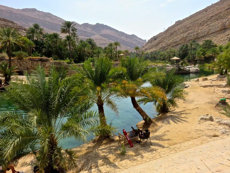 Wadi Bani Khalid By: John Crane