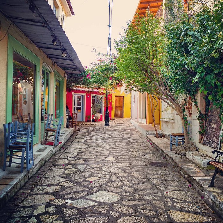 Old town, Preveza