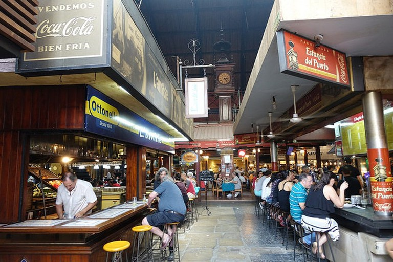 Mercado del Puerto, Montevideo