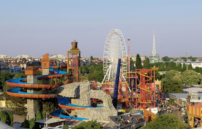 The Prater Amusement Park