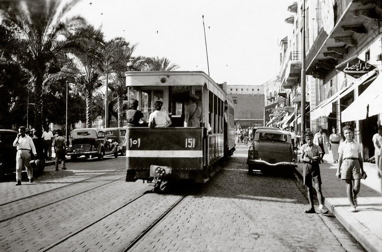 Downtown Beirut, 1941