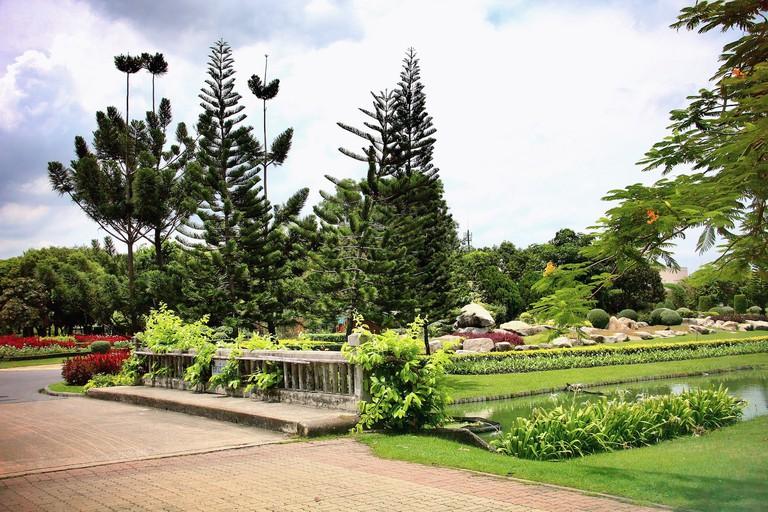 The Rama IX Park