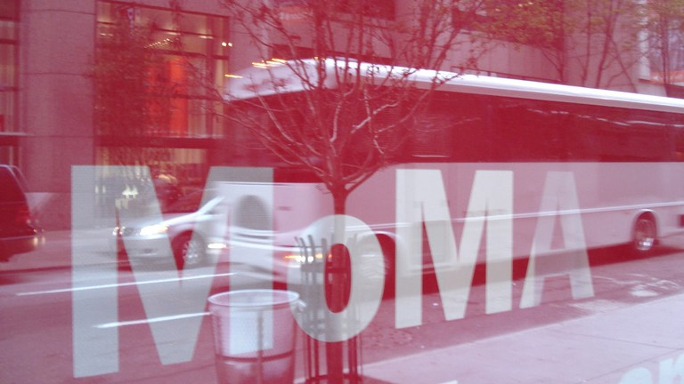 See MoMA before the crowds