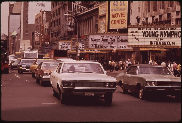 New York streets in the 1970's | © Dan McCoy/WikiCommons