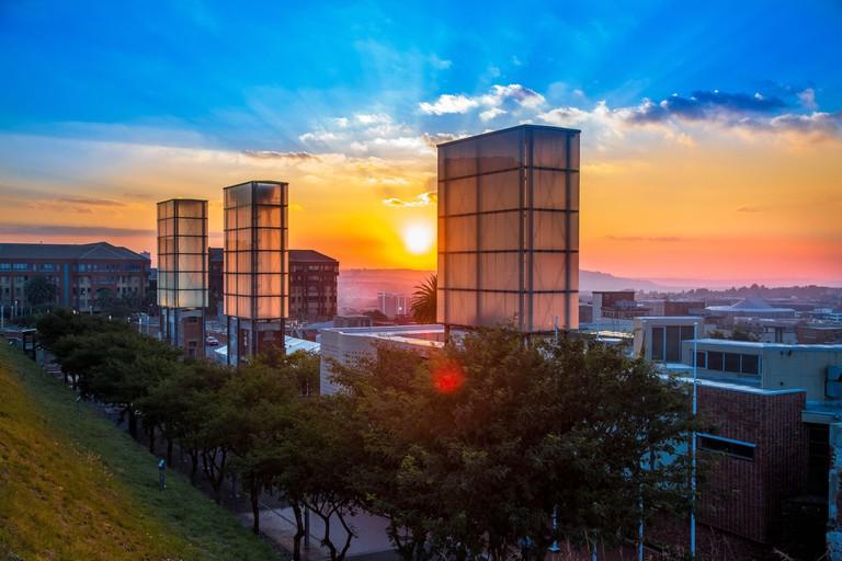 Constitution Hill Johannesburg