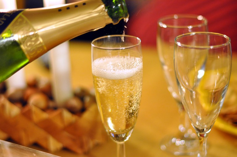 Cava is the Spanish sparkling wine