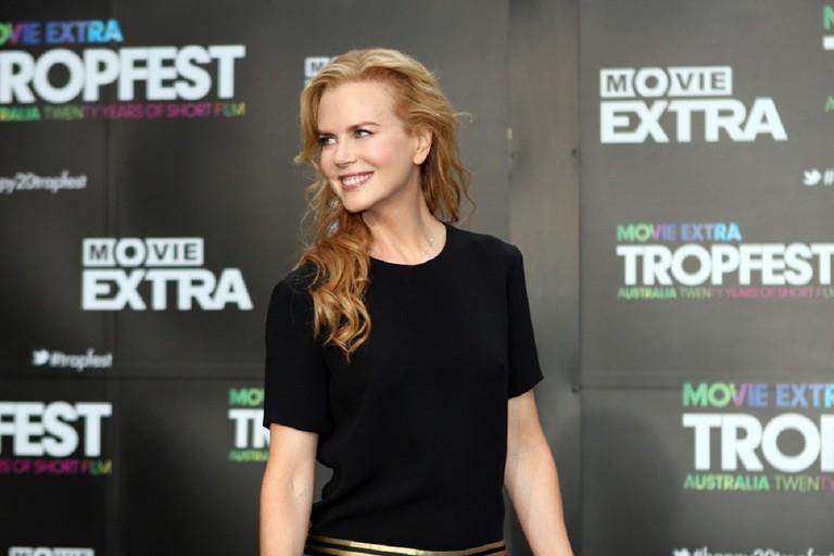 Nicole Kidman Tropfest Opens In Sydney, Australia