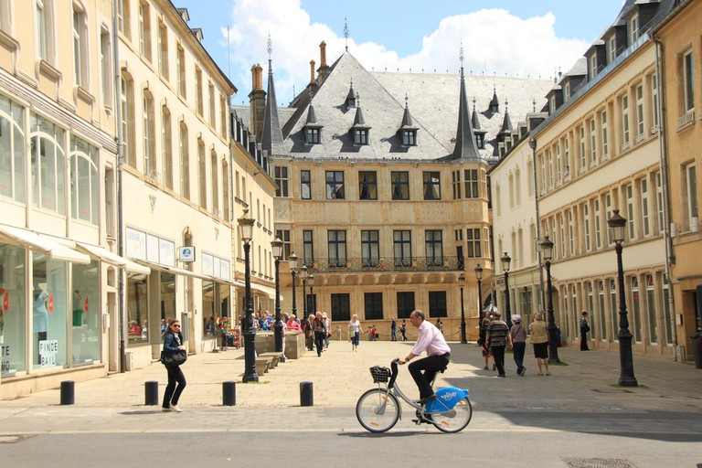 Luxembourg is close to German culture with a strong Belgian/French influence