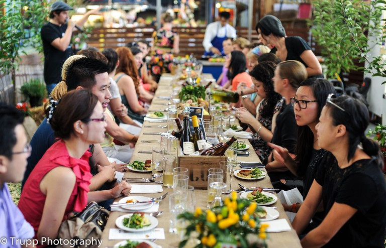 Melbourne Food & Wine Festival 2013