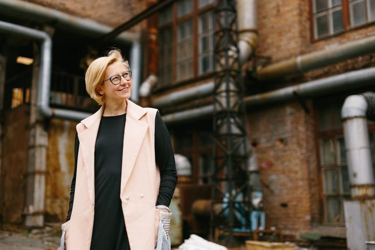 Alisa Prudnikova. Commissioner of Ural Industrial Biennial of Contemporary Art