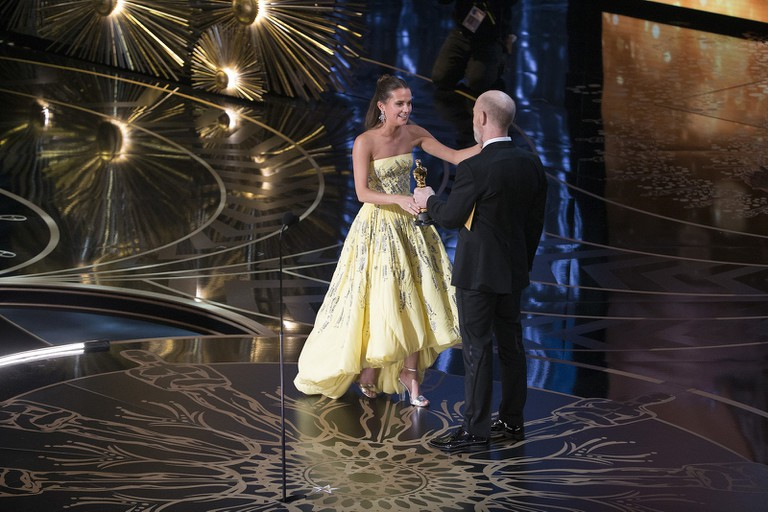 Academy Award winner Alicia Vikander
