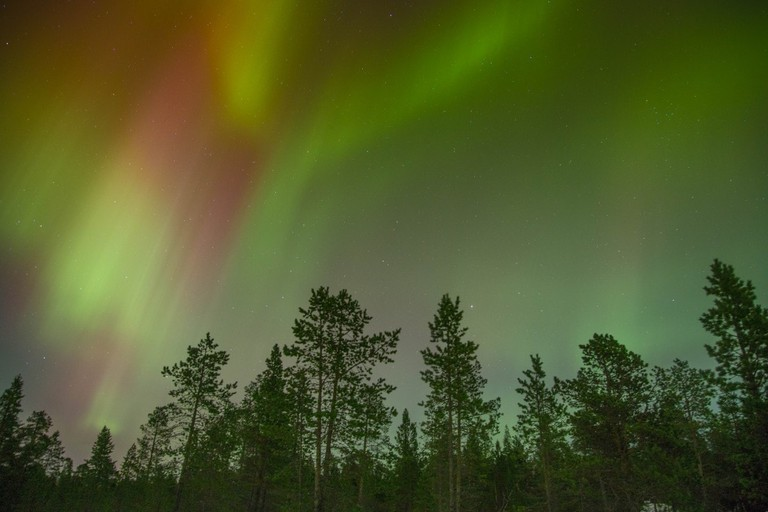 Aurora - The Northern lights / Photo courtesy of PXHere