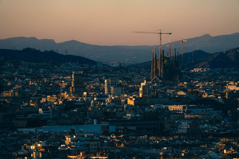 Barcelona is the Catalan capital CC0 Pixabay