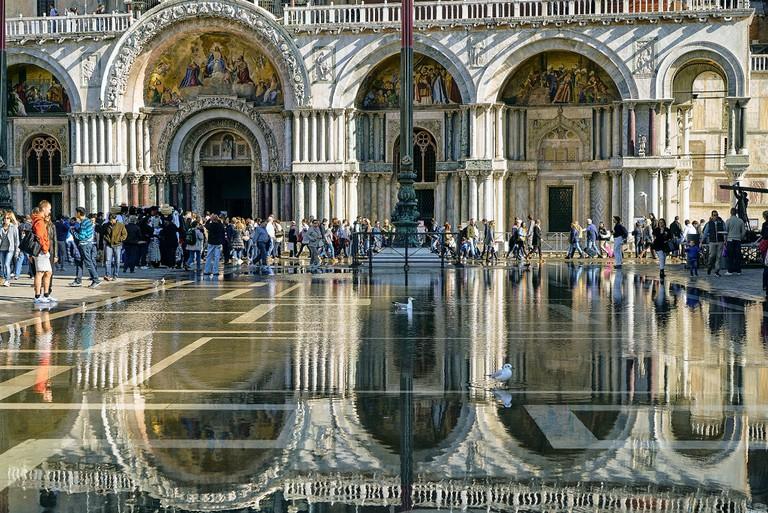 Basilica San Marco©Pedro Szekely:Flickr