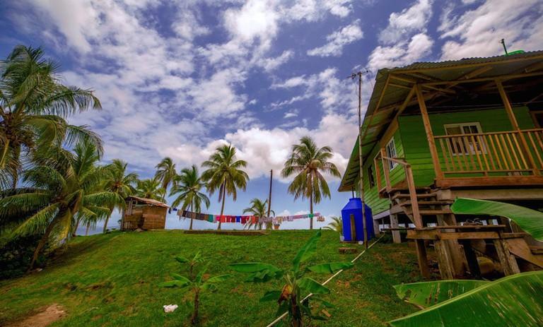 Isla Bastimentos, Panama I Courtesy of Selina Hostel