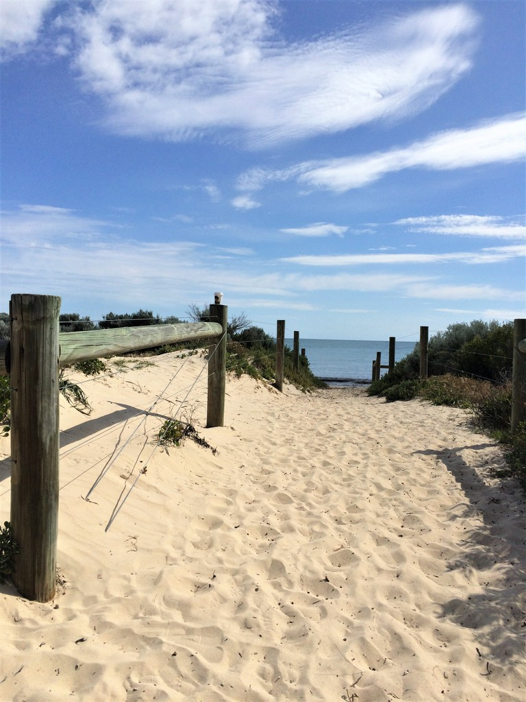Avoid the crowds at Bather's Beach, photo taken by Carmen Jenner