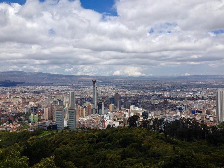 Bogota has a thriving gay scene