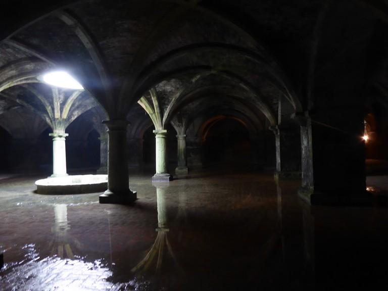 El Jadida cisterns