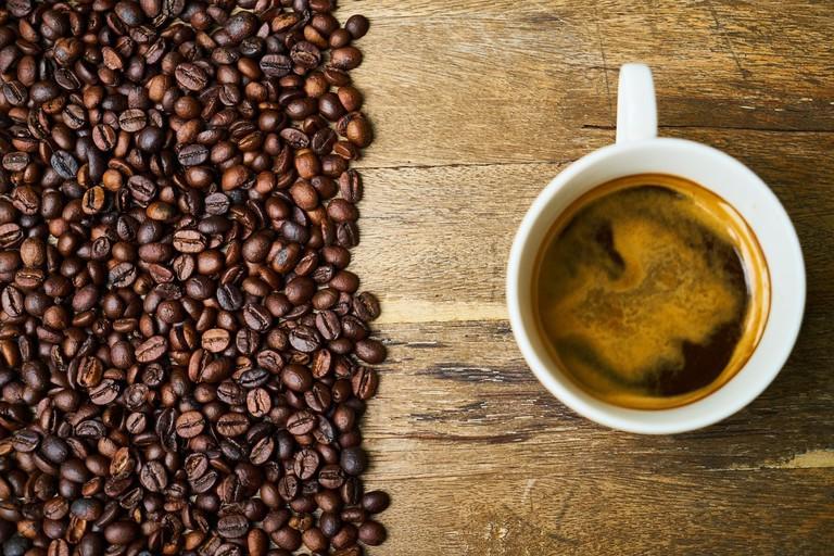 Enjoy good Portuguese coffee inside a Scandinavia-themed café