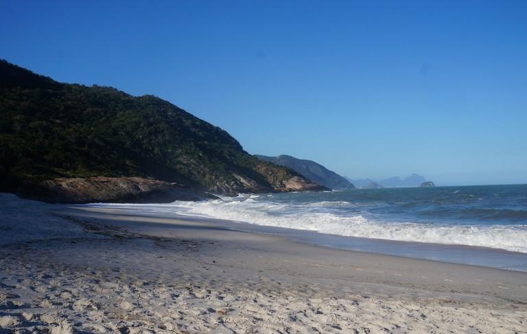 Praia Funda in Rio |© Sarah Brown/Culture Trip