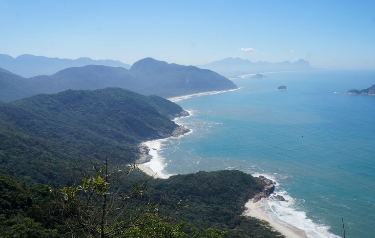 Hiking in the west side of Rio de Janeiro |© Sarah Brown/Culture Trip