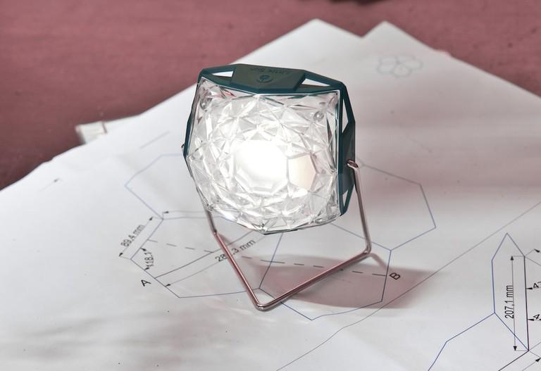 """The """"Little Sun Diamond"""" on design plans"""