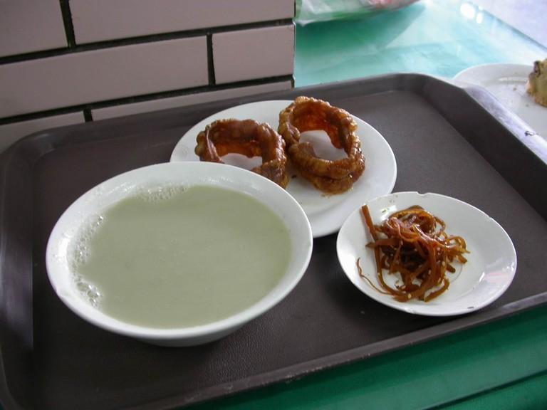 Mung Bean Milk (Douzhi)