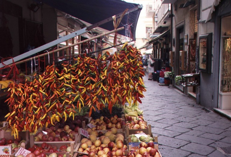 Dried chillis, Sorrento©John Haslam:Flickr
