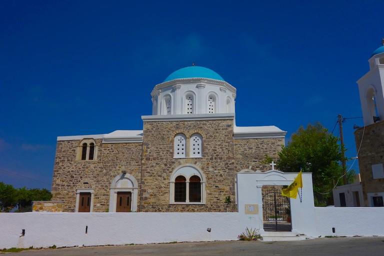 Asfendiou Church