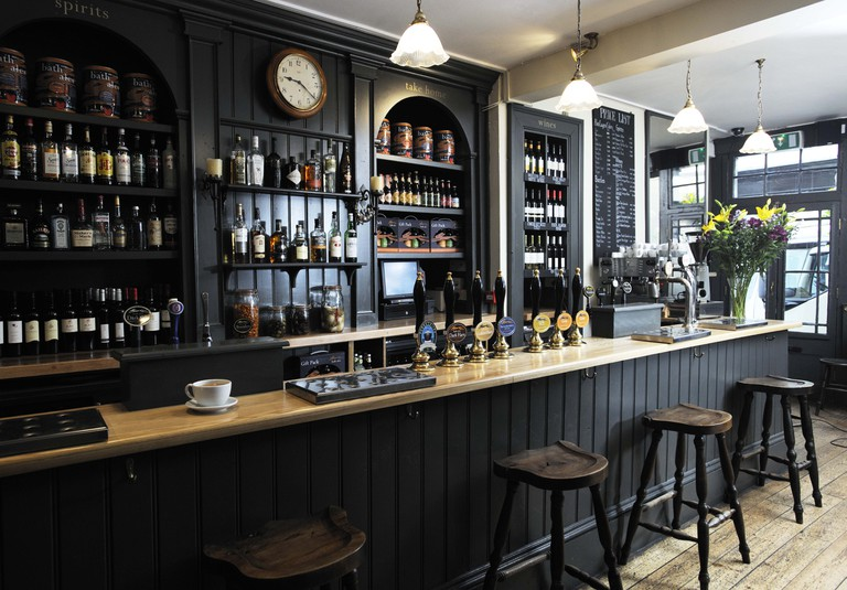 The Salamander, Bath | Courtesy of Bath Ales