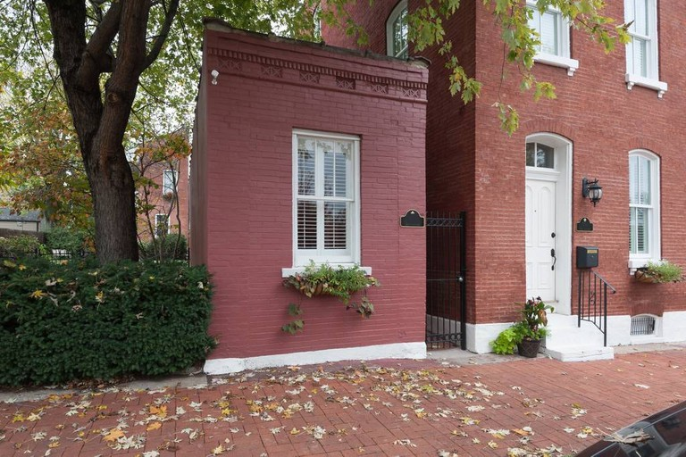 The Tiniest House in Soulard