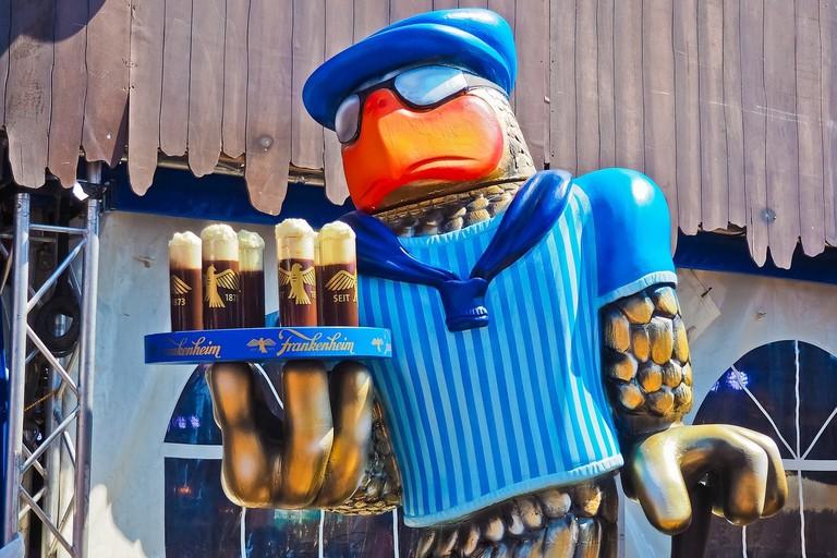 Altbier in Dusseldorf, Germany | © MichaelGaida/Pixabay