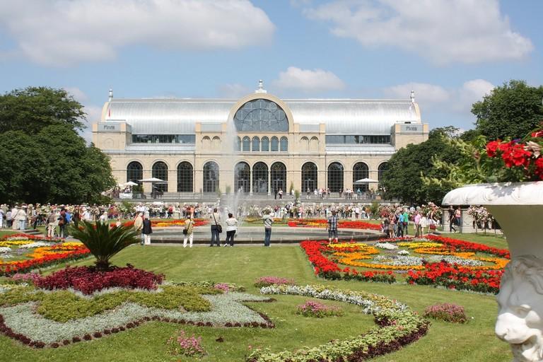 Botanical gardens Cologne