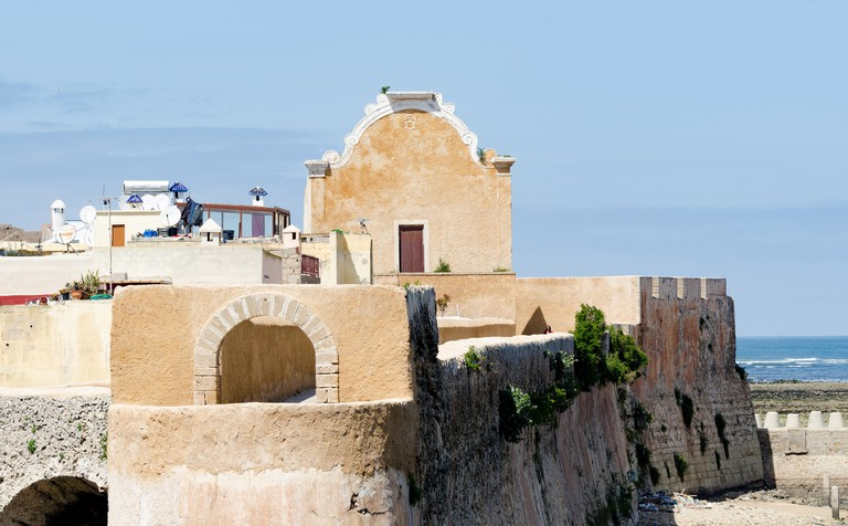 Mazagan Fortress