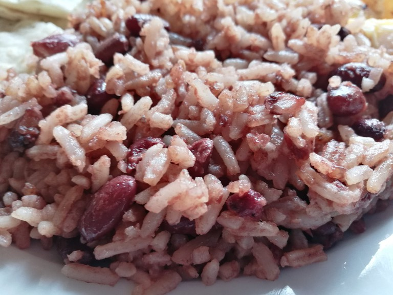 Gallo pinto is more than rice and beans
