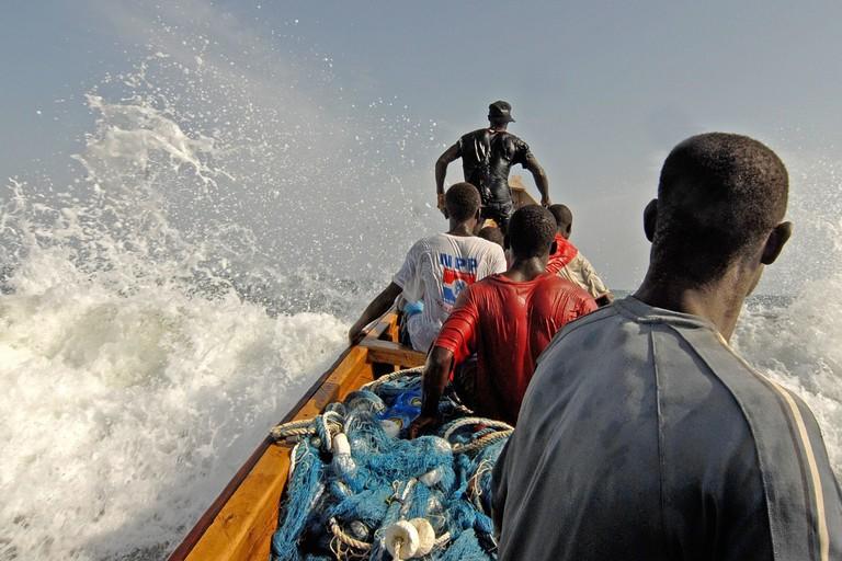 Fishermen, Ghana