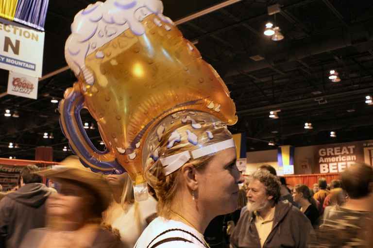 Great American Beer Festival 2008 | © Daniel Spiess / Flickr