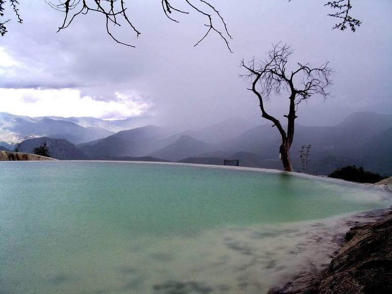 Hierve el Agua / flickr