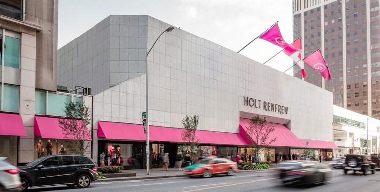 Flagship Holt Renfrew Store | Courtesy of Holt Renfrew