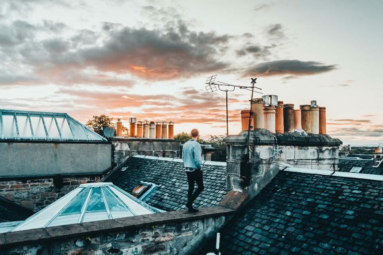 Edinburgh Rooftop Magic